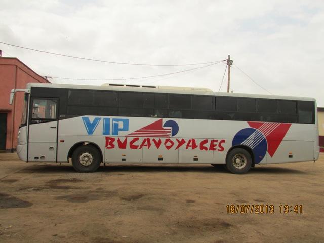 Un bus Buca VIP by Tjat Bsss