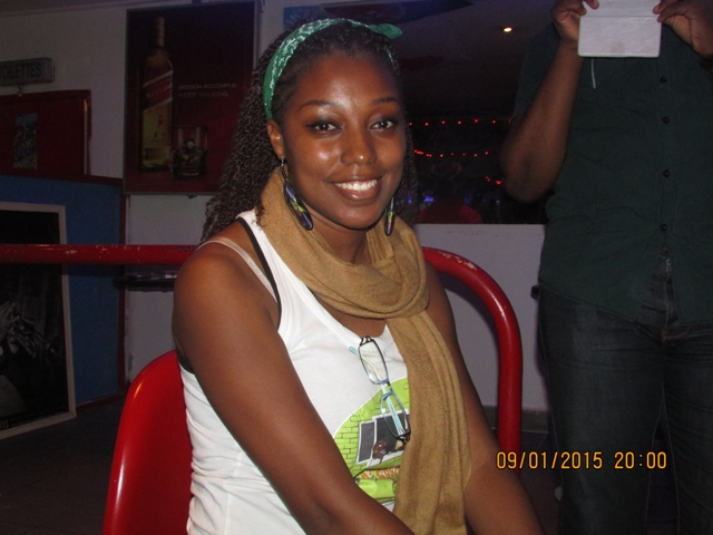 Joelle Ebongue AKA Elyon's by Tjat Bass
