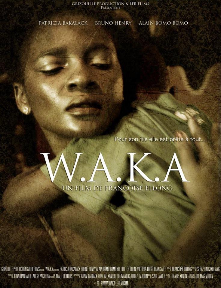 Affiche Waka @Patricia Bakalack