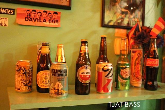 bières-restaurant-cubain