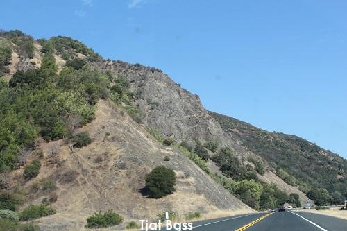 une vue d'Ukiah