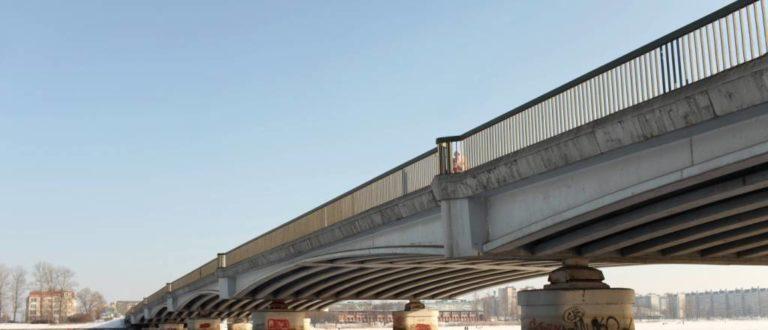 Article : Les travaux du 2e pont sur le Wouri en stop