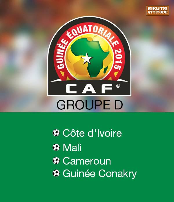 Groupe D, Can 2015